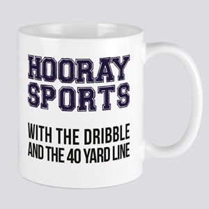 Hooray Sports [Blue] - With The Dribble Mugs